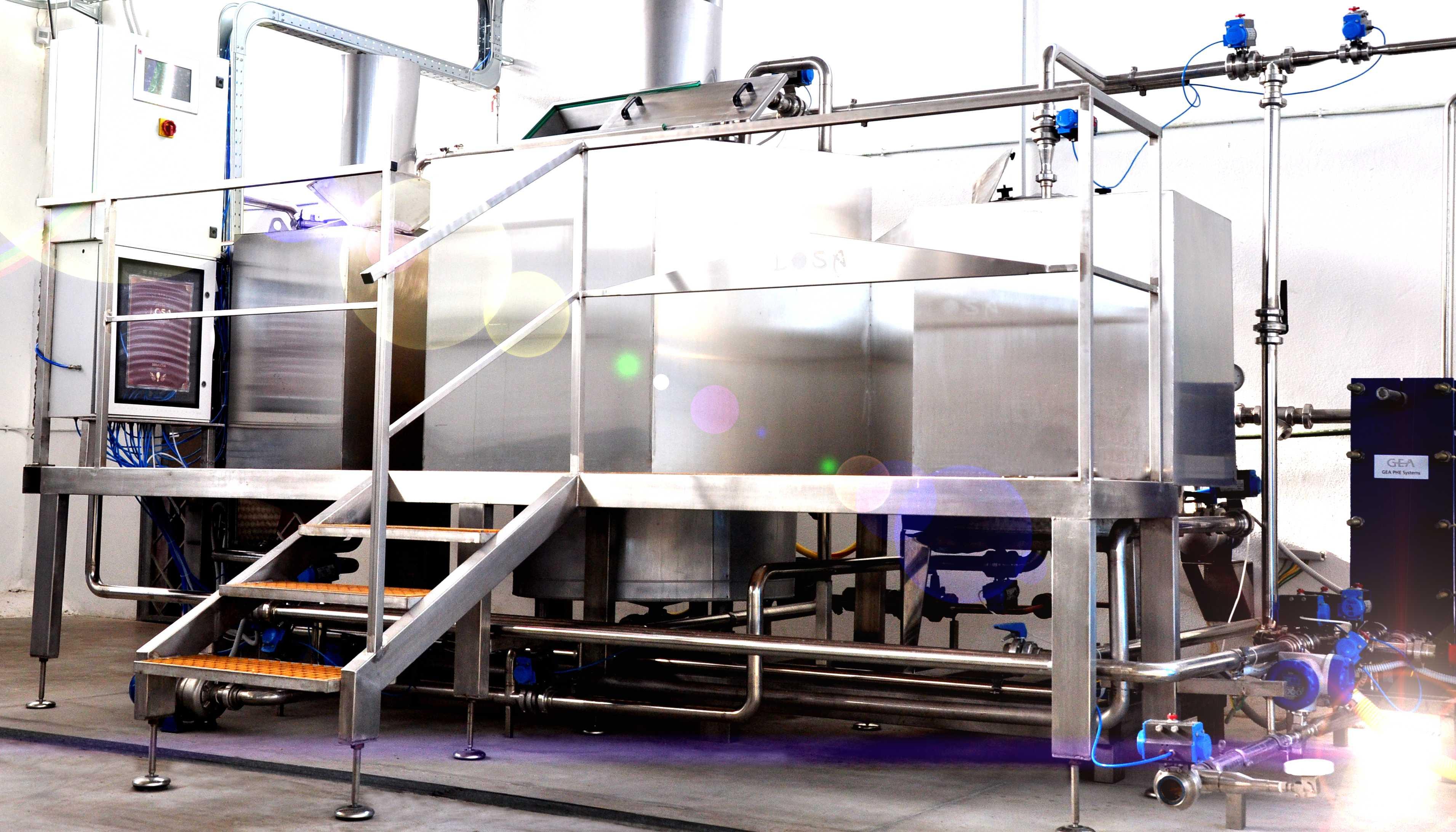 L'impianto di produzione