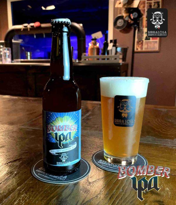 Bomber Ipa - American Ipa Birra Losa
