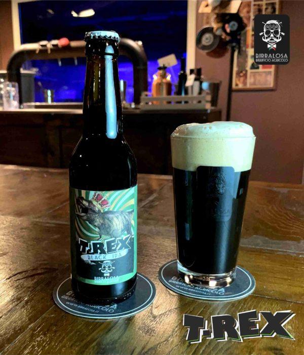 T-Rex Black Ipa Birra Losa